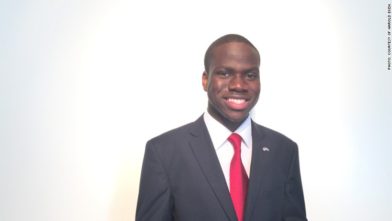 WAIDWML?!: Nigerian immigrant accepted by all 8 Ivy League schools