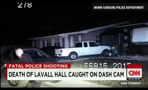 Hall Incident